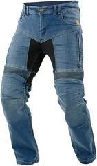 Trilobite 661 Parado TÜV CE Men Jeans Short Blue