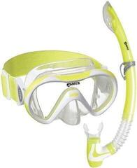 Mares Combo Vento Jr Neon Clear/Yellow White