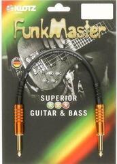 Klotz T.M.Stevens FunkMaster Black/Straight - Straight