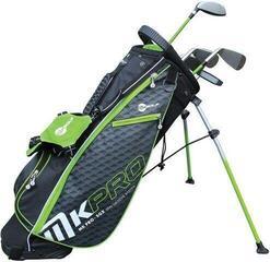 MKids Golf MK Pro Half Set Rh Green 57in - 145cm