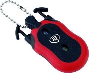 Masters Golf Deluxe 2 In 1 Scorer Red/Black