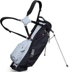 Masters Golf SL800 Stand Bag Black/Grey