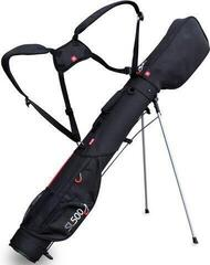 Masters Golf SL500 Stand Bag Black/Red