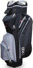 Masters Golf T900 Trolley Bag Black/Grey