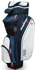 Masters Golf T900 Trolley Bag Navy/White