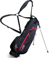 Masters Golf SL650 Stand Bag Black/Red Single Box