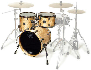 Mapex Saturn V MH Exotic Rock Natural Maple Burl