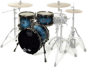 Mapex Saturn V MH Exotic Rock Deep Water Maple Burl