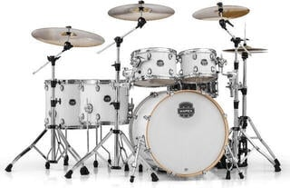 Mapex AR628SFEOW Armory 6 Piece Studioease Fast SP Arctic White