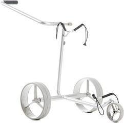 Justar Silver Electric Golf Trolley