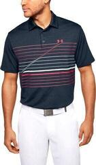 Under Armour Playoff 2.0 Mens Polo Shirt Academy/White