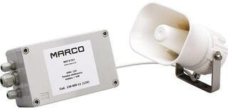 Marco EMH Avertisseur électronique + VHF, signal de brume 24V