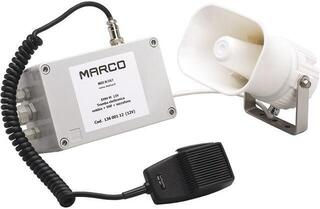 Marco EMH-MS Elektronický mlhový roh + mikrofon + siréna 12V