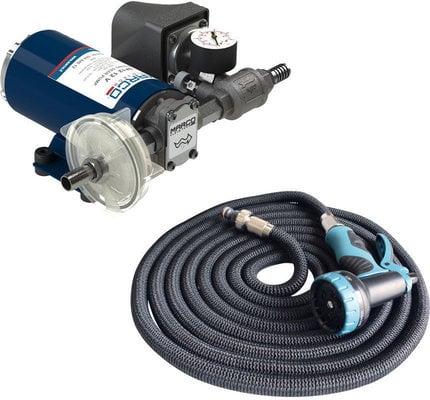 Marco DP12 Deck washing pump kit - 5 bar - 12V