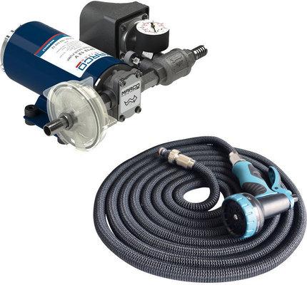 Marco DP12 Deck washing pump kit - 5 bar - 24V