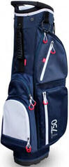 Masters Golf T750 Trolley Bag Navy/White