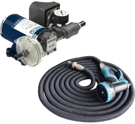 Marco DP9 Deck washing pump kit - 4 bar - 12V