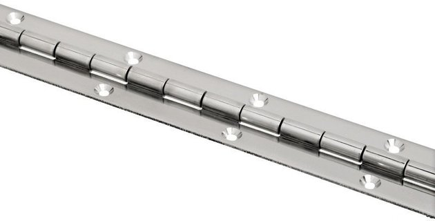 Osculati Piano Hinge Stainless Steel 2 m x 30 mm