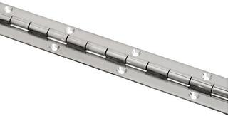 Osculati Piano Hinge Stainless Steel 2 m x 40 mm