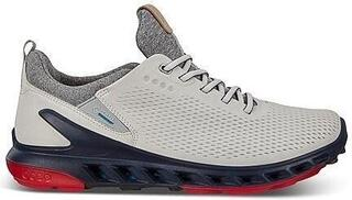 Ecco Biom Cool Pro Mens Golf Shoes White/Scarlet