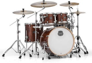 Mapex Armory 5 Piece Rock Shell Pack Transparent Walnut