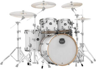 Mapex Armory 5 Piece Fusion Shell Pack Arctic White