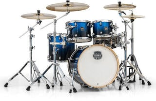 Mapex Armory 5 Piece Fusion Shell Pack Photon Blue