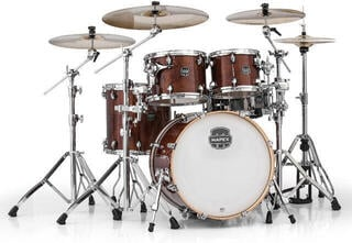 Mapex Armory 5 Piece Fusion Shell Pack Transparent Walnu