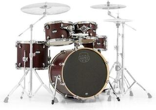 Mapex Mars 5 Piece Fusion Shell Pack Bloodwood