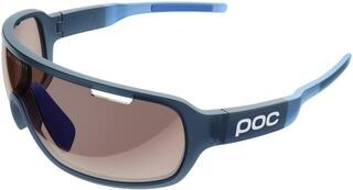 POC DO Blade Clarity Lead Blue Translucent/Furfural Blue-Brown/Light Silver Mirror