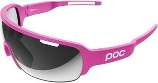 POC DO Half Blade Clarity EF Edition Fluorescent Pink-Violet/Silver Mirror