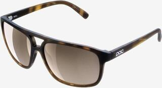 POC Will Tortoise Brown-Brown/Silver Mirror