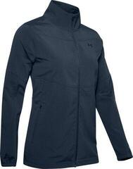 Under Armour Windstrike Full Zip Womens Jacket Academy