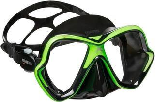 Mares X-Vision Black/Lime Black