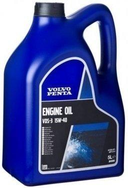 Volvo Penta Engine Oil Vds-3 15W40 - 5 L