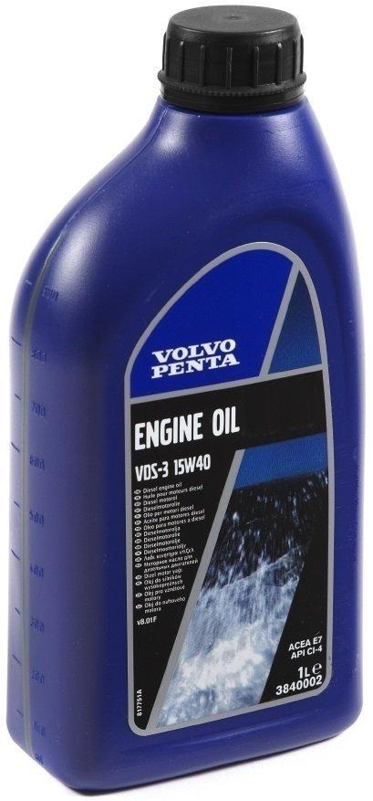 Volvo Penta Engine Oil VDS-3 15W40 1L