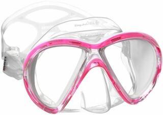 Mares X-VU LiquidSkin Clear/Pink