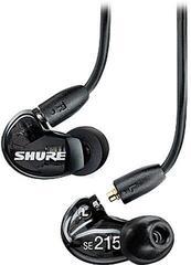 Shure SE215 Black/Cable-EFS