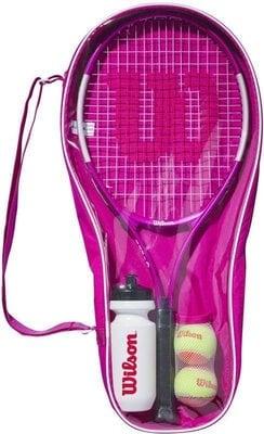 Wilson Ultra Pink 25 Junior Starter Set