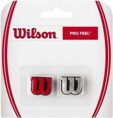 Wilson Pro Feel Dampener 2-Pack Silver/Red
