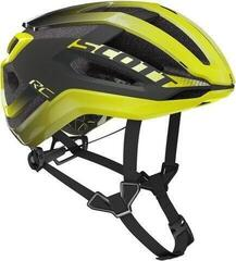 Scott Centric PLUS (CE) Helmet Radium Yellow/Dark Grey