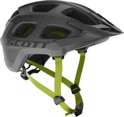Scott Vivo (CE) Helmet Grey/Sulphur Yellow