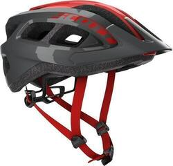 Scott Supra (CE) Helmet Grey/Red