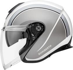 Schuberth M1 Pro Outline Grey