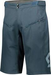 Scott Shorts Mens Trail Vertic w/pad Nightfall Blue