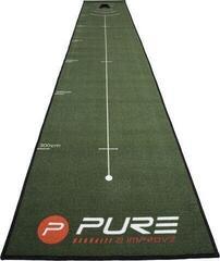 Pure 2 Improve Golfputting Mat. 400x66Cm