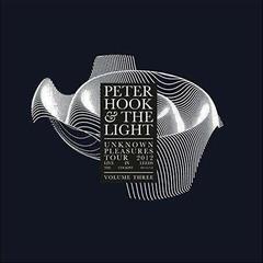 Peter Hook & The Light Unknown Pleasures - Live In Leeds Vol. 3 (Vinyl LP)