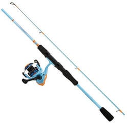 Okuma Fuel Spin Rod, Reel
