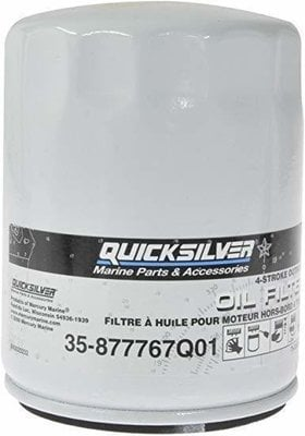 Quicksilver Oil Filter 35-877767Q01 Mercury Mariner Verado Outboards
