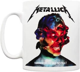 Metallica Hardwired Album Mug